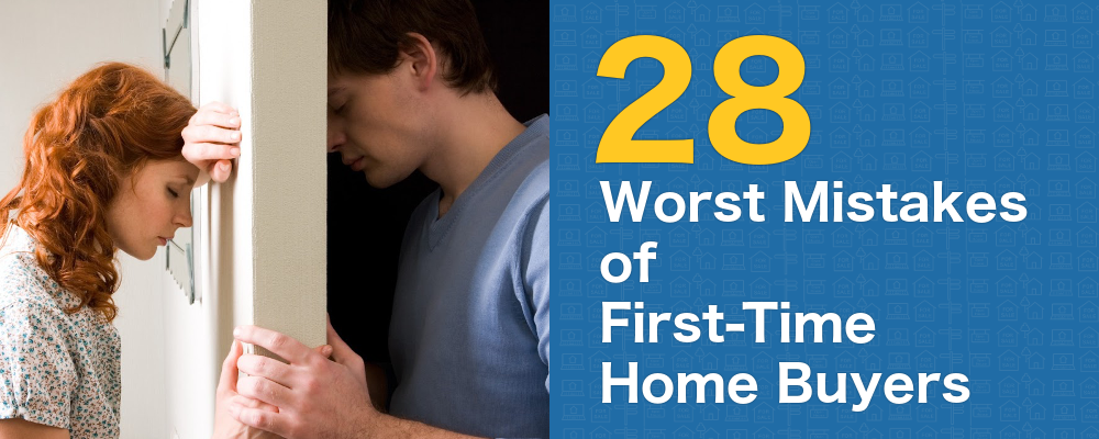 Worst First-Time buyers Mistakes