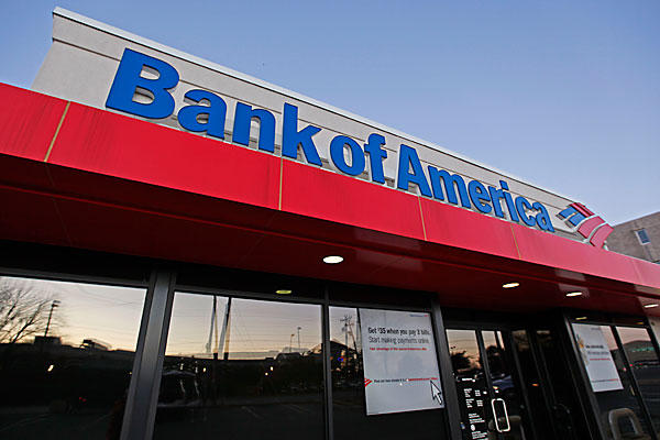 A Bank of America Agency