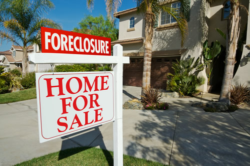 A Foreclosure Home