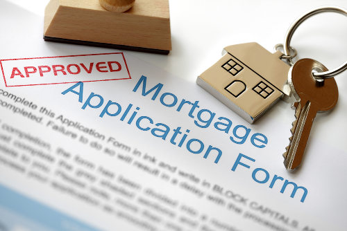 Approved Mortgage Loan Form