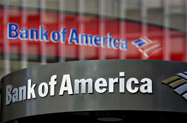 Where is Bank of America Today