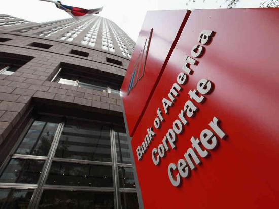 Bank of America Sued Again