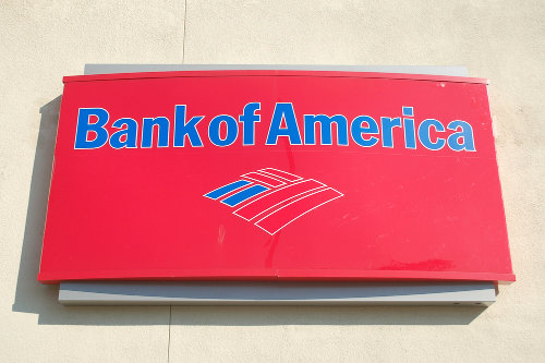 Bank of America Red Logo