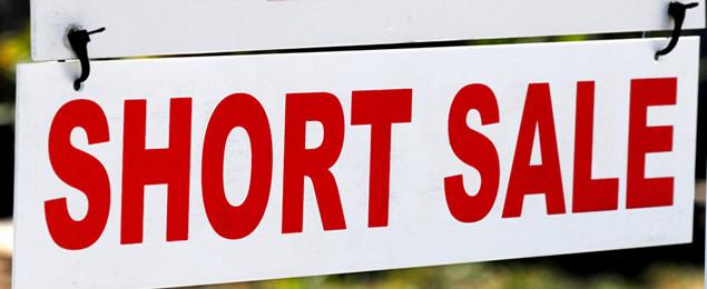 A Short Sale Sign