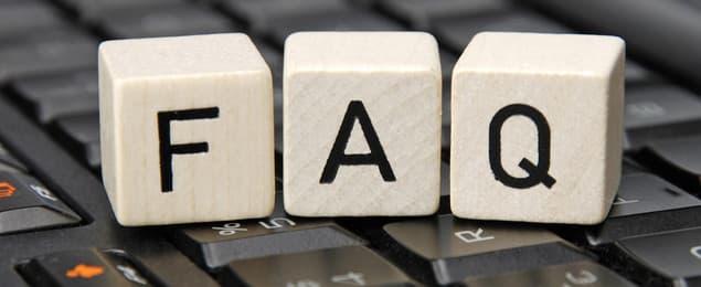 FAQ Keyboard