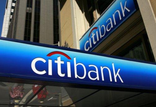 Citibank Entrance