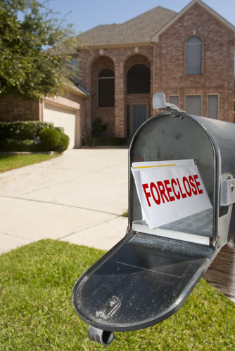 Foreclosure Mail Box