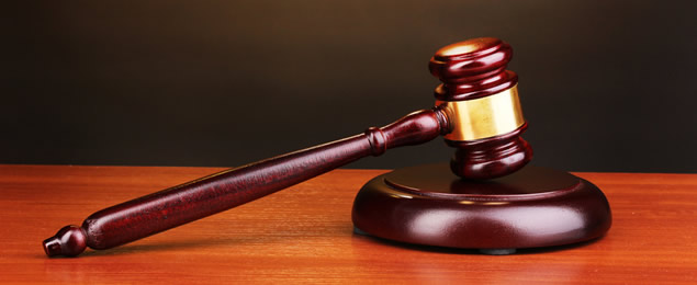 Foreclosure Auction Gavel