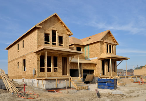 An update on new home construction for Home building contractors