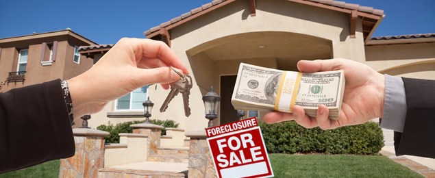 Foreclosure Home Buying Negotiation