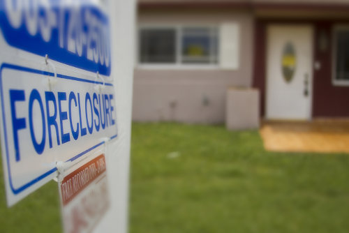 The Nation's Foreclosure Rate Falls Even Further