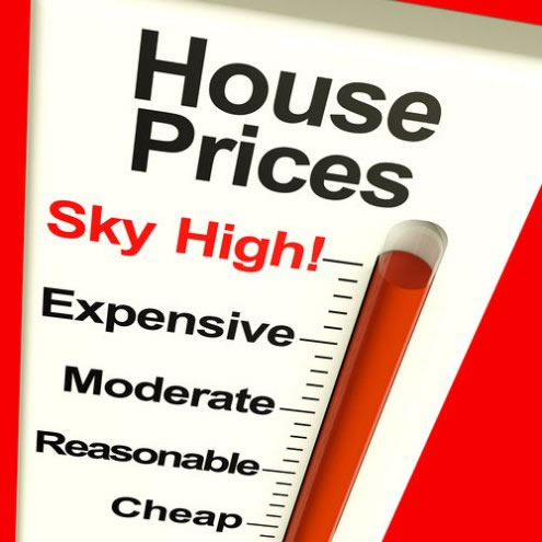 House Prices High Monitor