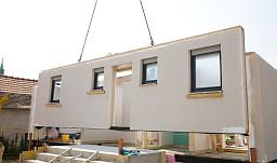 Modular Home Wall