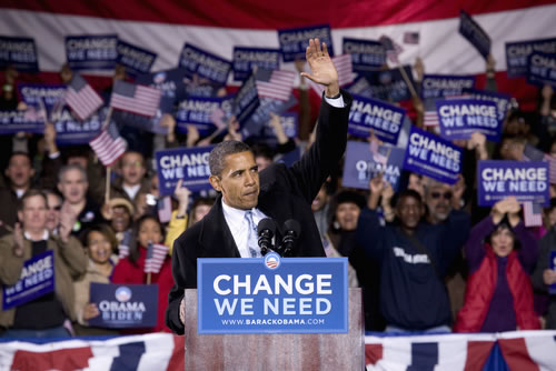 Obama Change We Need