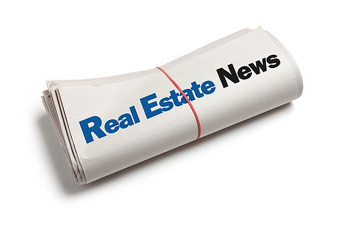 Real Estate on Newspaper