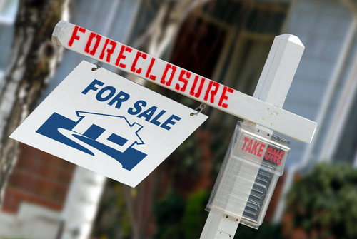 Declining Foreclosure Rate and the Cash Advantage