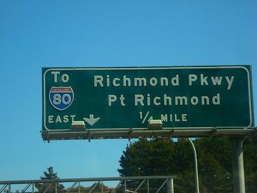 U.S. Government Says No To Richmond, California