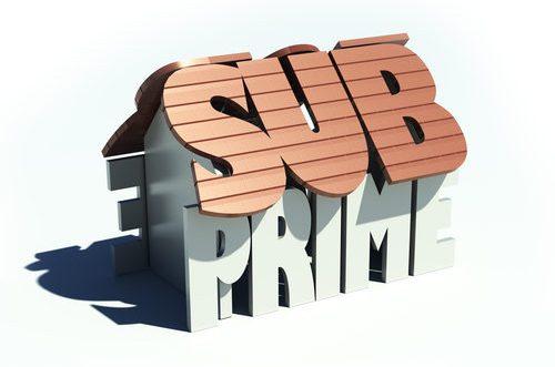 Subprime Home