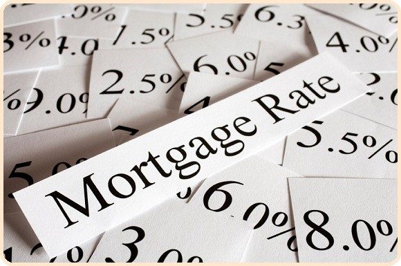 Mortgage rates graph